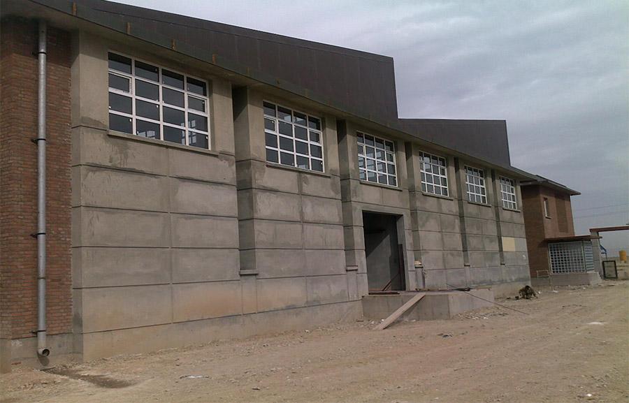 کارخانه تولید قطعات کامپیوتر در شهرک صنعتی شمس اباد تهران