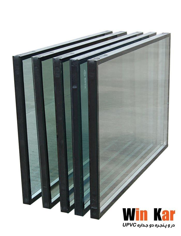 شیشه پنجره دو جداره