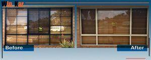 تعویض پنجره قدیمی با پنجره دوجداره یو پی وی سی