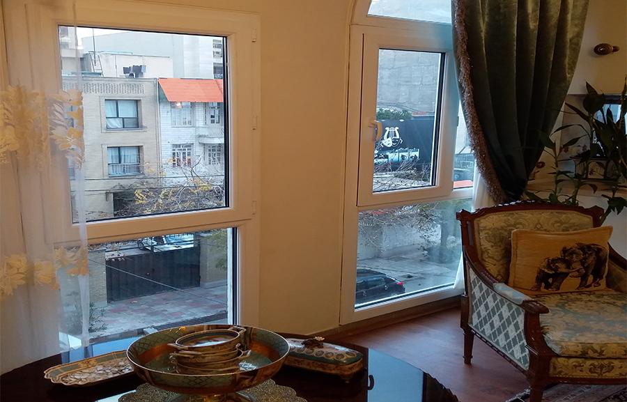 باز سازی پنجره در شهرک غرب