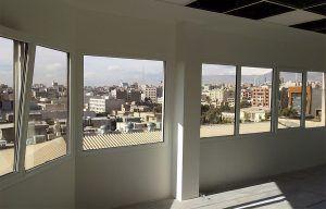 نمونه پروژه بازسازی از نمای داخلی در خ جمهوری