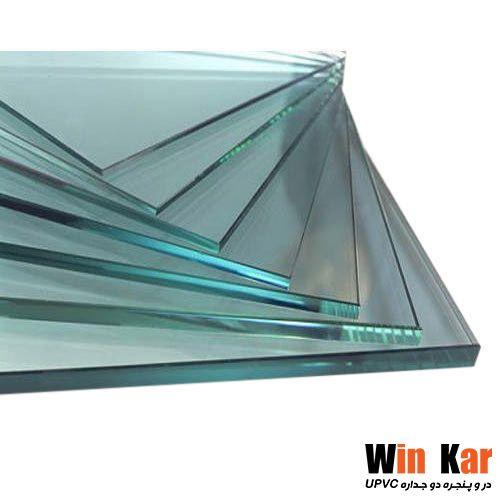 انواع شیشه دو جداره