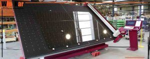 فرایند تولید شیشه پنجره دوجداره