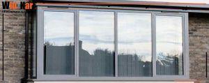 رنگ کردن پنجره