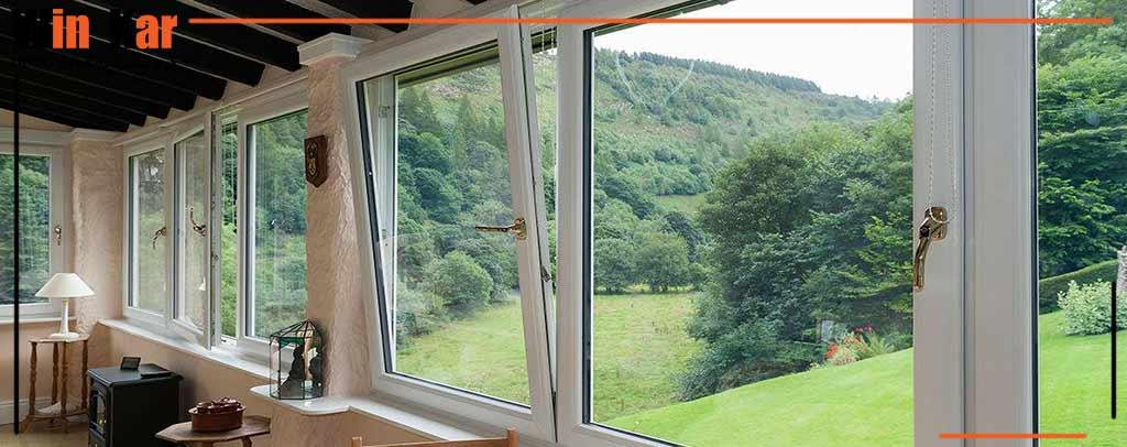 آیا پنجره دوجداره کشویی بهتر است یا لولایی؟