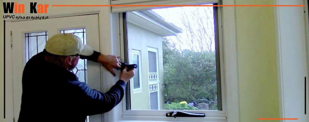 تعویض پنجره های قدیمی بدون تخریب امکان دارد؟