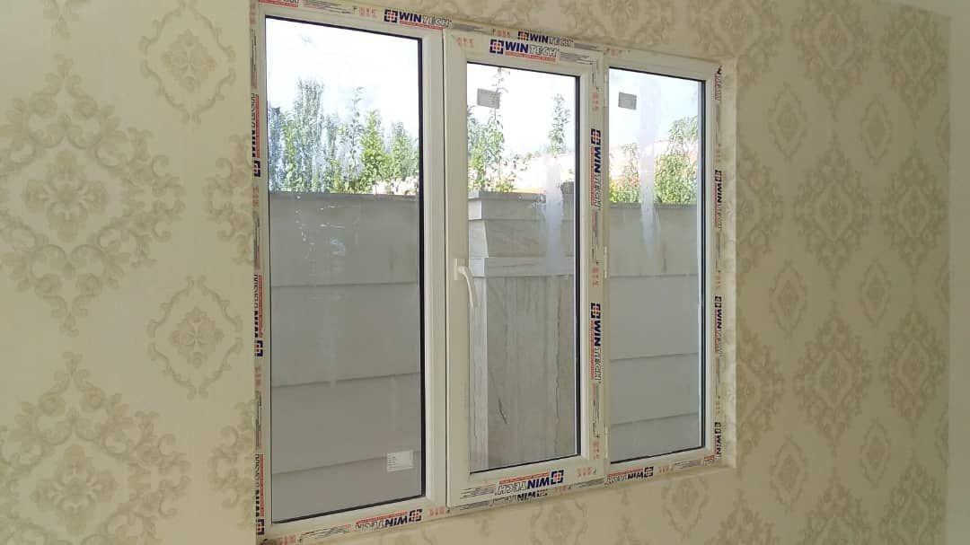 انواع مدل پنجره دوجداره