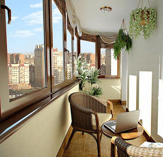 شیک ترین مدل پنجره دوجداره برای بالکن