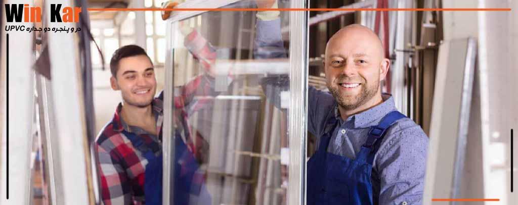 تعویض کردن پنجره دوجداره با پنجره های قدیمی